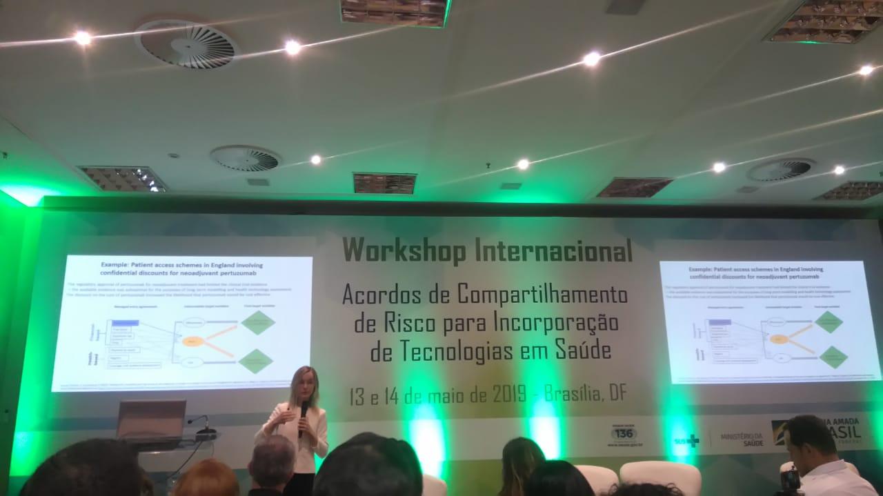 Alessandra Ferrario Presentation Brazil